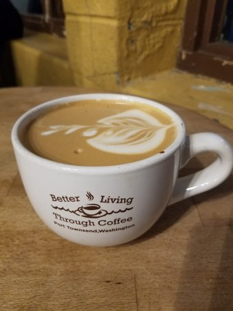 Better Living Through Coffee: Best cup of coffee ever