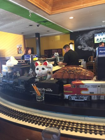 Sushi train coupon denver