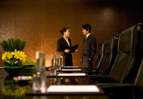 Beijing Marriott Hotel Northeast: Function Room