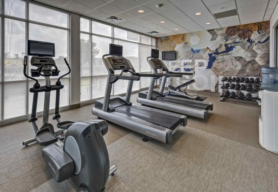 Moore, OK: Fitness Center