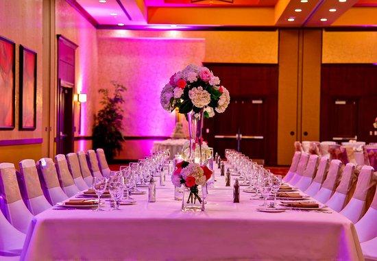 Allen, TX: Cottonwood Ballroom    Reception