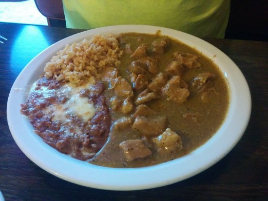 Manteca, CA: Chili Verde