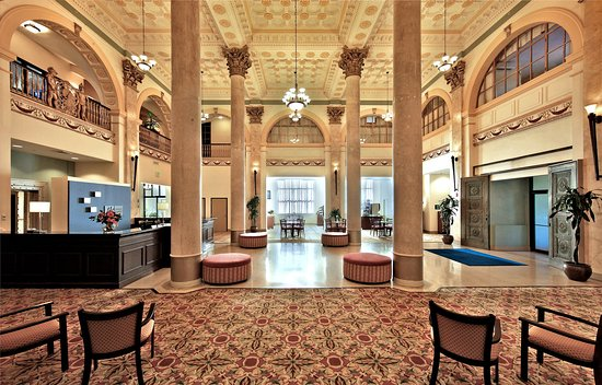 Holiday Inn Express Baltimore-Downtown: Hotel Lobby