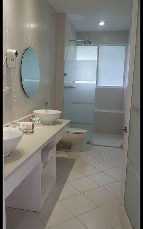 Cocles, Costa Rica: Bathroom