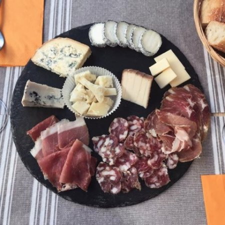 Fromagerie Danard The Tour of France cheese plate. & The Tour of France cheese plate. - Picture of Fromagerie Danard ...