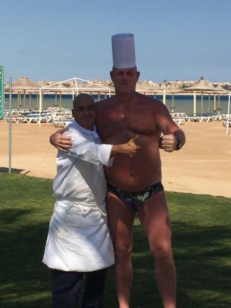Stella Di Mare Beach Resort & Spa Makadi Bay: Geweldig verblijf in Stella di Mara Beach. Vriendelijk personeel, prima kamers en heerlijk geget