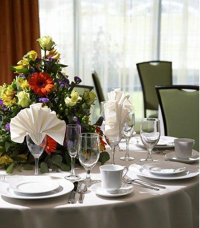 Fairfield Inn & Suites Cumberland: Banquet Detail