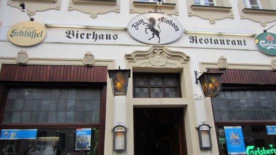 Einhorn Düsseldorf great start to a day in kaiserswerth bild zum einhorn