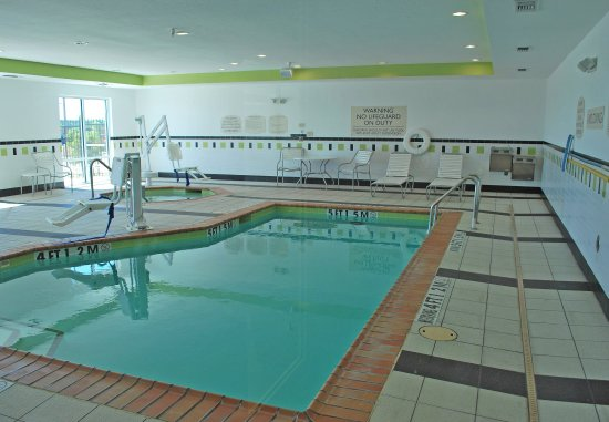 Weatherford, TX: Indoor Swimming Pool