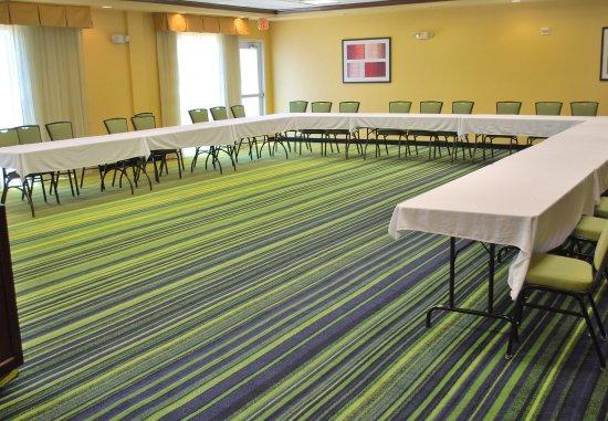 Weatherford, TX: Meeting Room - U-shape Set-up