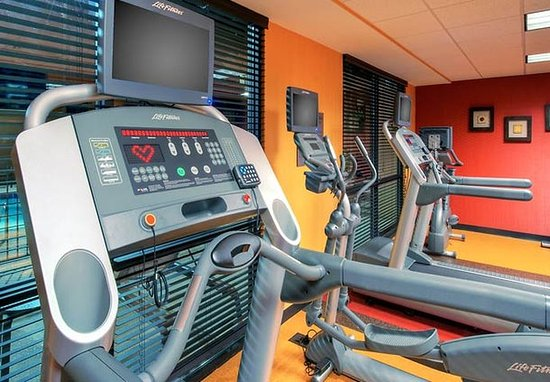 Johnson City, TN: Fitness Center