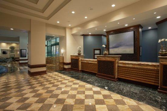 Sheraton Old San Juan Hotel: Newly renovated lobby