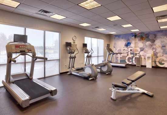 Rexburg, ID: Fitness Center