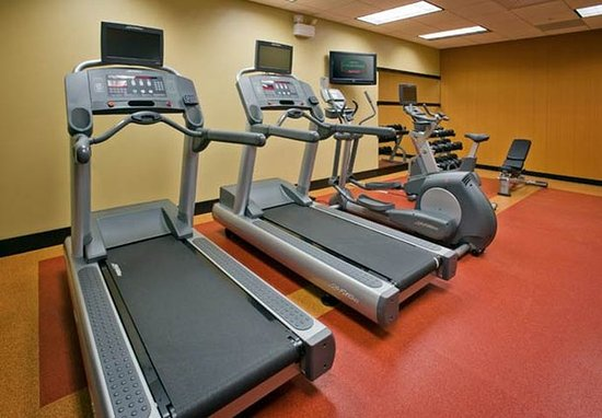 Clemson, Carolina del Sur: Fitness Center