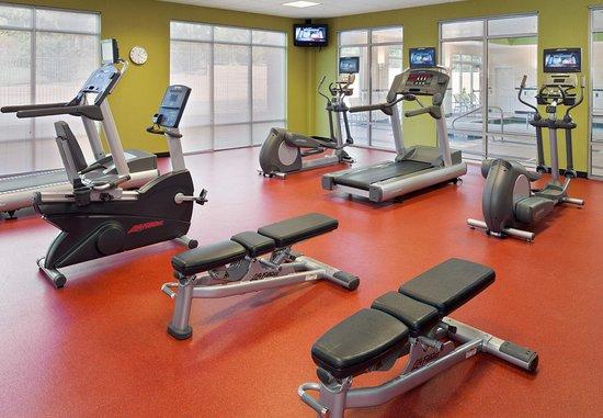 Lewisburg, Virginia Occidentale: Fitness Center