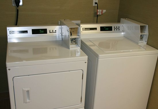 Seabrook, TX: Onsite Laundry