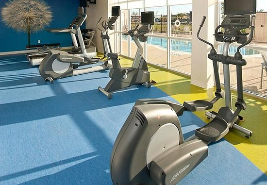 Seabrook, TX: Fitness Center