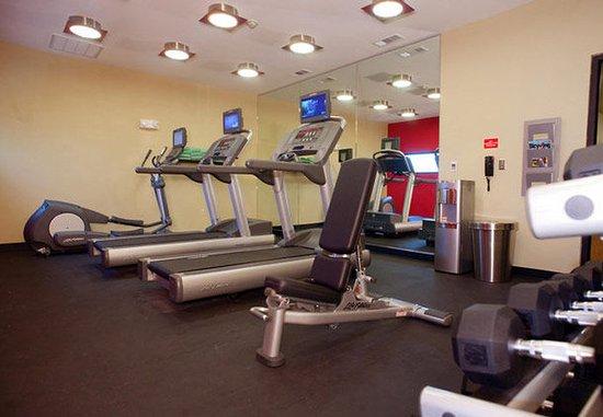 DeSoto, TX : Fitness Area