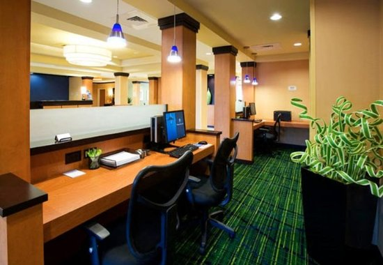Albany, جورجيا: Business Center