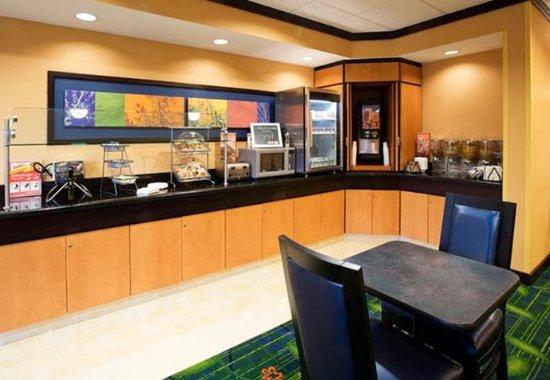 Albany, جورجيا: Breakfast Bar