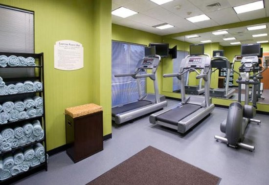 Albany, GA: Fitness Center