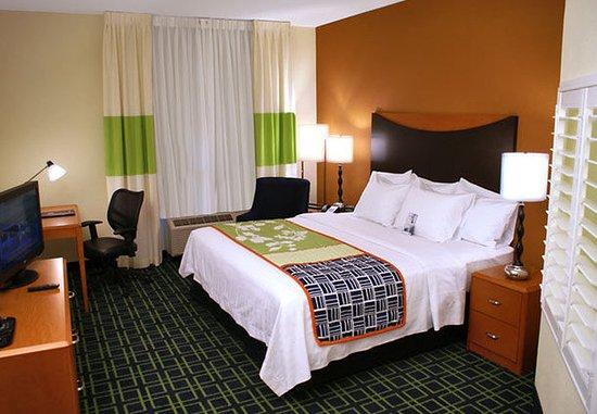 Kingsburg, Καλιφόρνια: Jacuzzi King Room
