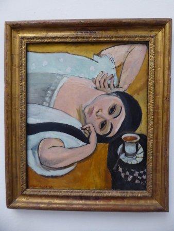 Kunstmuseum Solothurn: by Matisse
