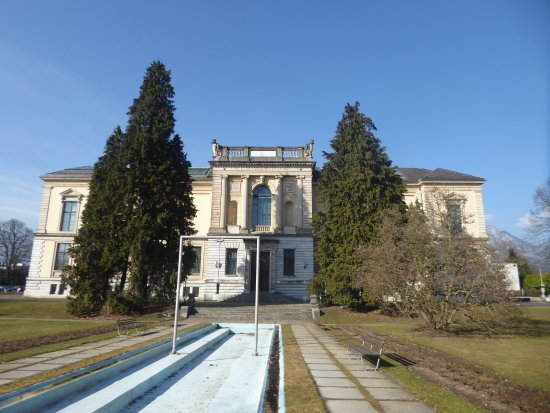 Kunstmuseum Solothurn: the exterior