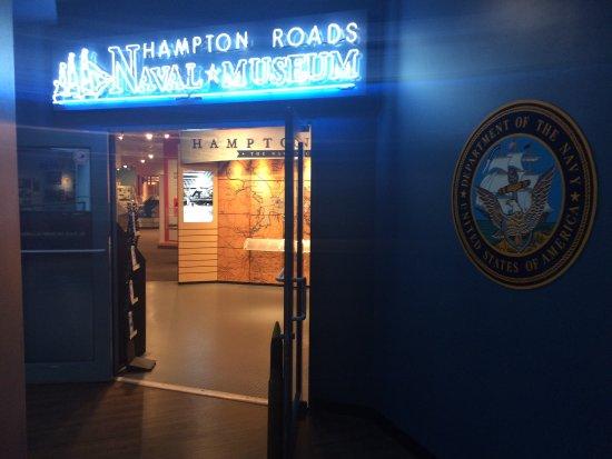 Hampton Roads Naval Museum: photo7.jpg