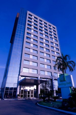 Holiday Inn Manaus: Building Façade