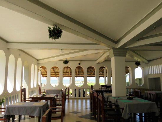 Hotel Silver Sands: Restaurant