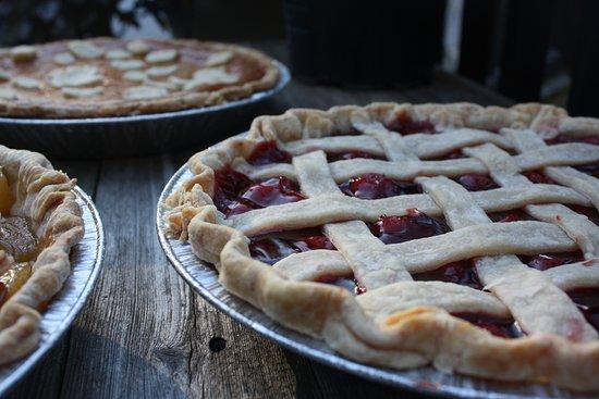 Claremore, OK: Cherry, Pumpkin, and Apple Pie!