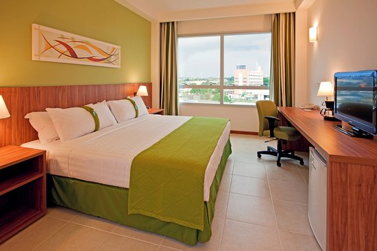Holiday Inn Manaus: HI Manaus - Superior King Size Bed Room
