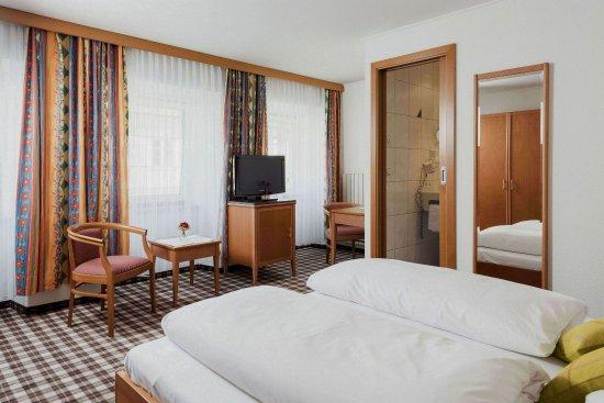 Reutte, Áustria: Double Room Standard