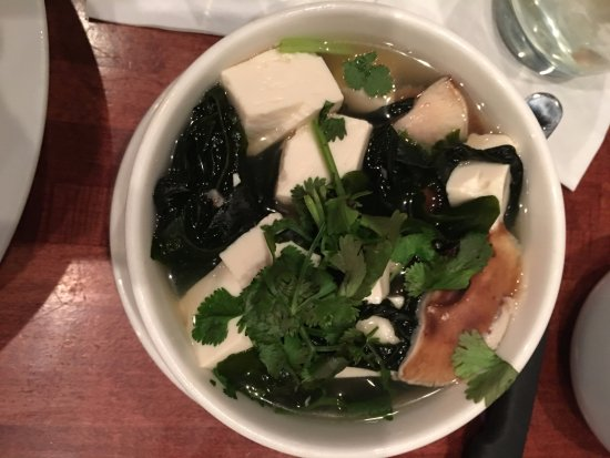 Germantown, MD: Tofu Seaweed Soup