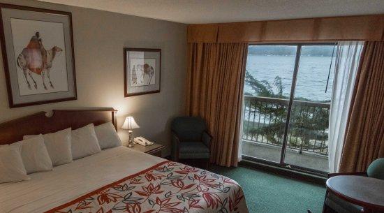 Anchor Inn & Suites: Beach King Room