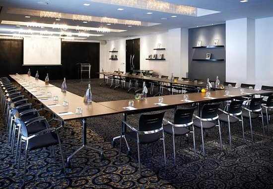 Protea Hotel Fire & Ice! by Marriott Johannesburg Melrose Arch: Milan Meeting Room    U-Shape Setup