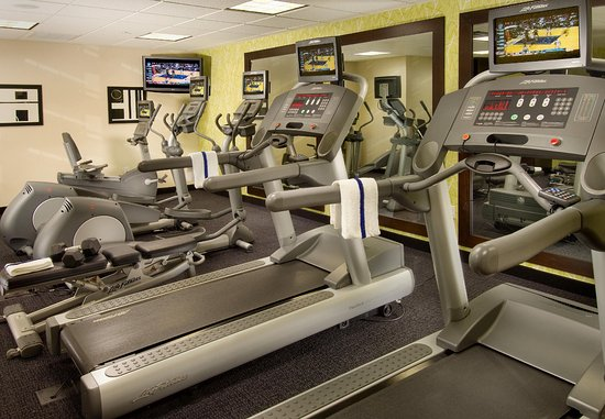 TownePlace Suites San Antonio Downtown: Fitness Center
