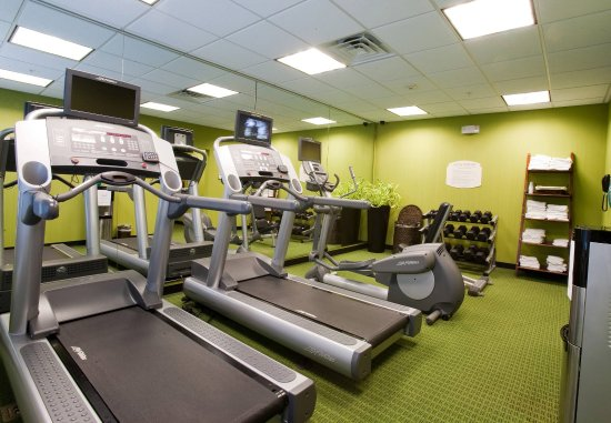 Conroe, TX: Fitness Center