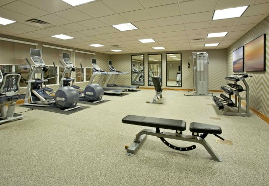 Branchburg, NJ: Fitness Center