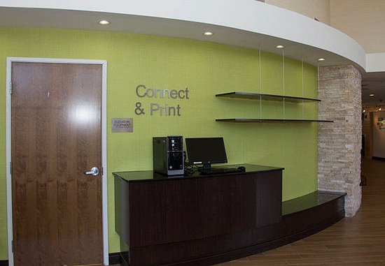 Watervliet, MI: Business Center