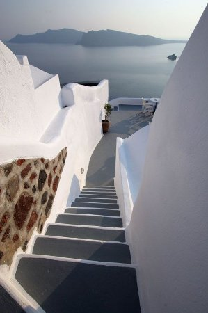 Ikies - Traditional Houses: IKIES steps to RECEPTION