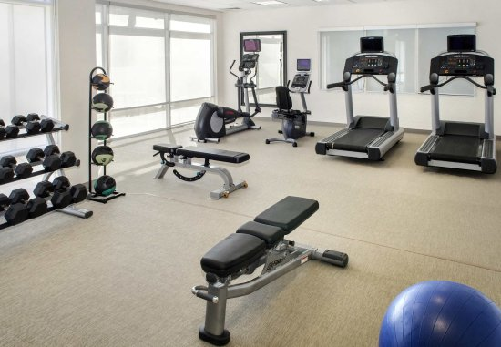 Bellport, Nova York: Fitness Center