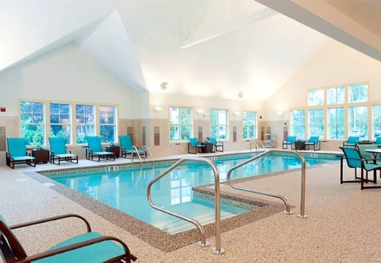 Concord, Nueva Hampshire: Indoor Pool