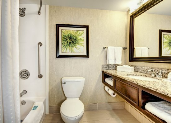 Neptune, NJ: Standard and Accessible Bathroom with Tub Shower