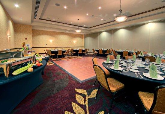 Houma, LA: Meeting Area