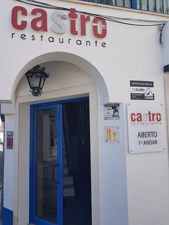 Castro Verde, Portugal: Entrada