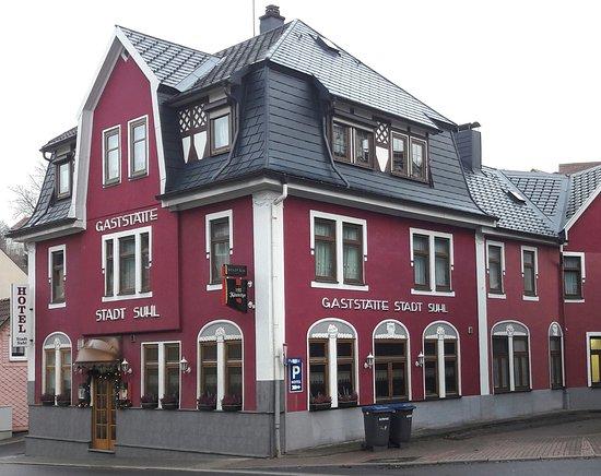 Zella-Mehlis, Deutschland: Hotel mit Restaurant