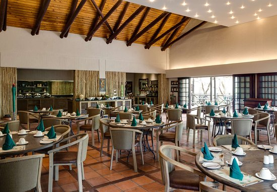 Skukuza, Sudáfrica: Kudyela Restaurant