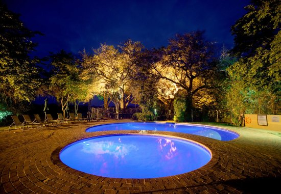 Skukuza, Sudafrica: Outdoor Pool